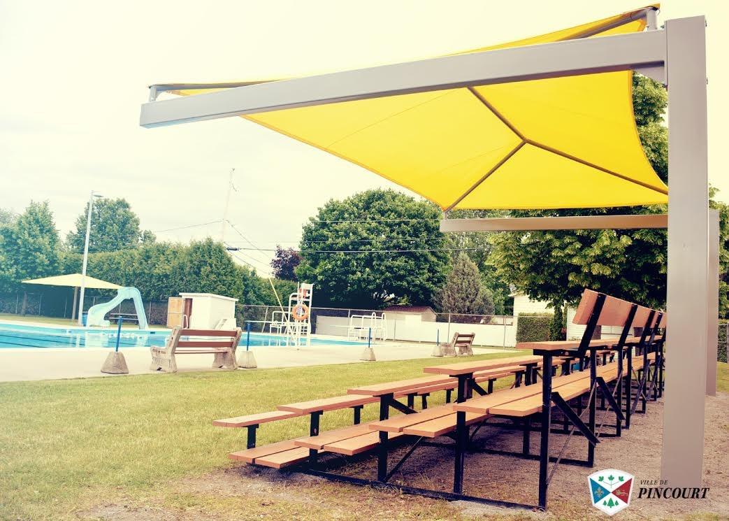 Canicule pincourt prolonge les heures d 39 ouverture de la for Club piscine laval heures d ouverture