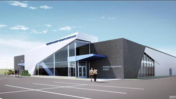 10 9 m pour moderniser le centre sportif beno t l vesque for Centre sportif terrebonne piscine