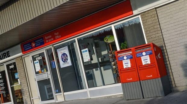 Postes canada s explique sur la fermeture du bureau de poste à