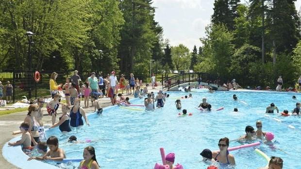 Ouverture graduelle des piscines ext rieures d s aujourd for Piscine ouverte aujourd hui