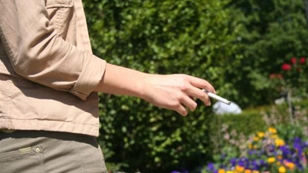il est maintenant interdit de fumer dans les parcs et les terrains de jeu de normandin