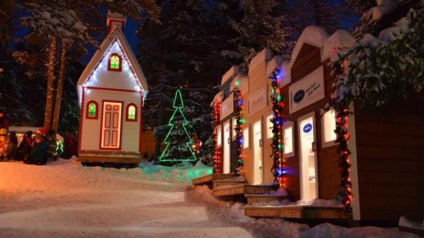 La Maison Du Pere Noel.La Maison Du Père Noël Vous Attend Saguenay Lac St Jean