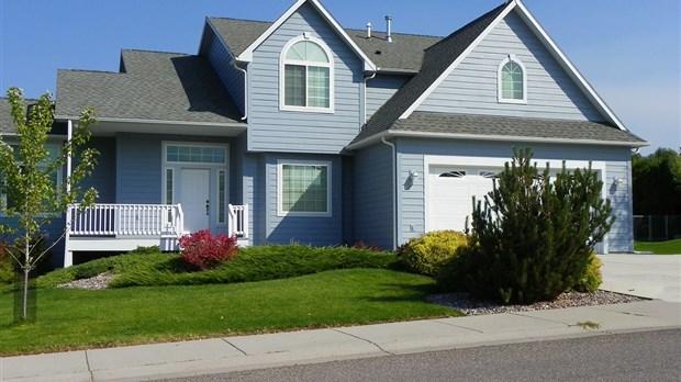Les ventes et les prix des maisons unifamiliales fluctuent for Conceptions et prix de la maison