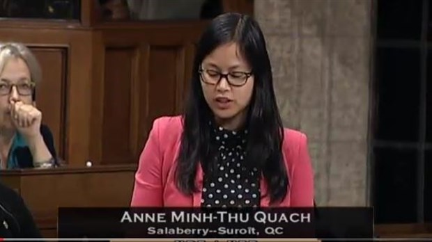 ANNE QUACH exprime ses préocupations