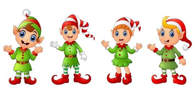 Lutins De Noel Les lutins du père Noël seront de passage dans Vaudreuil Dorion
