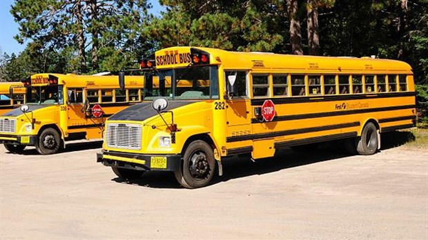 c 39 est officiel il y aura gr ve du transport scolaire d s le 23 avril vaudreuil soulanges. Black Bedroom Furniture Sets. Home Design Ideas