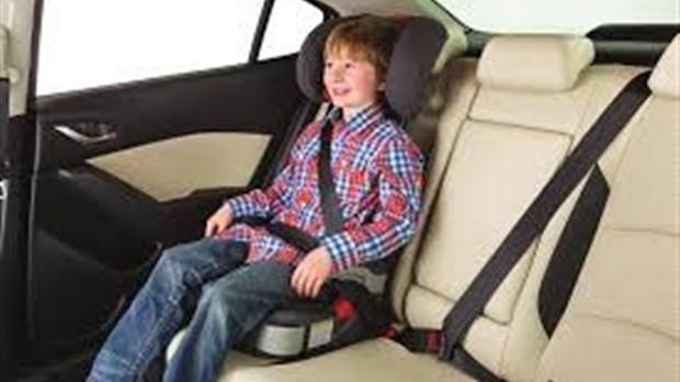3560427cebcb0 Sièges d auto pour enfants   la nouvelle loi entre en vigueur dans quelques  jours