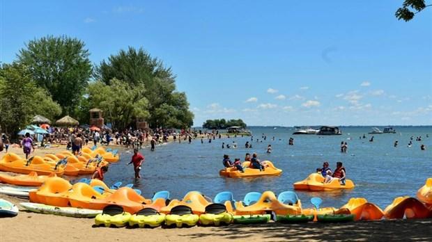 Résultats de recherche d'images pour «journées gratuites plage saint zotique»