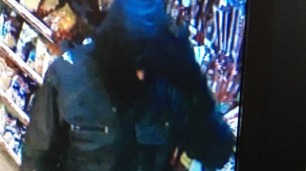 Vol dans un dépanneur d\'Alma : la police recherche ce suspect ...