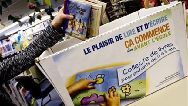 Donner Une Deuxieme Vie A Vos Livres Saguenay Lac St Jean Neomedia