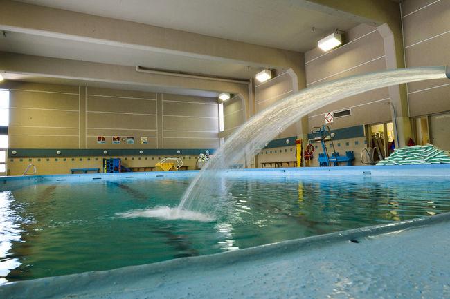 R ouverture de la piscine roland saucier saguenay lac st for College jean de la mennais piscine