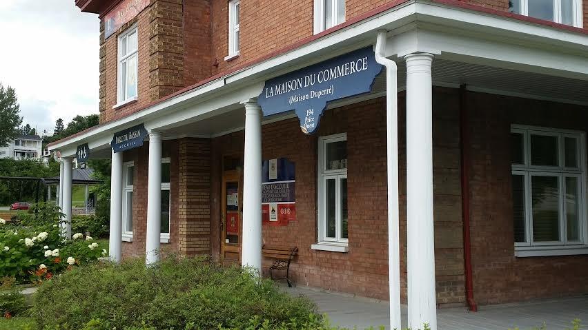 La chambre de commerce du saguenay offre un accompagnement for Chambre de commerce chicoutimi